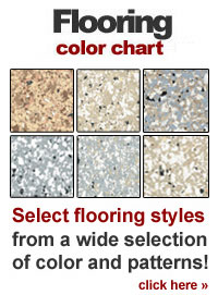 Choose from a wide variety of granite garage flooring from Garage Solutions.