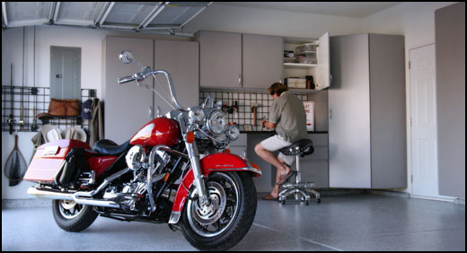 Garage Solutions Llc Garage Remodels Upgrades Flooring Cabinetry Located In Tri Cities Wa