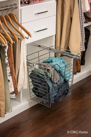 Closet Storage Basket